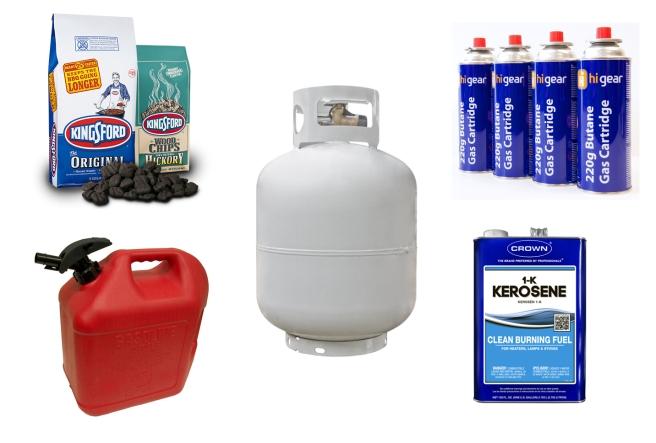 fuel sources