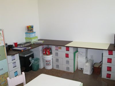 food storage desk