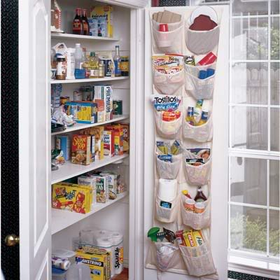 Storage solutions provident living preps - Pantry solutions for small spaces collection ...