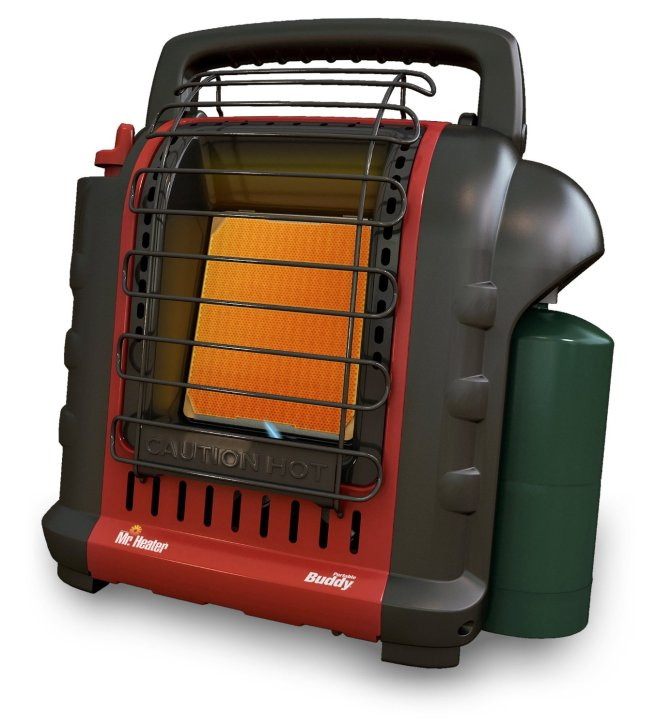 buddy heater